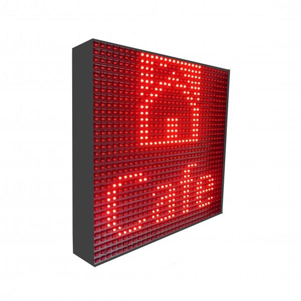 RÓTULO LED PROGRAMABLE 64X16 CM 1 CARA