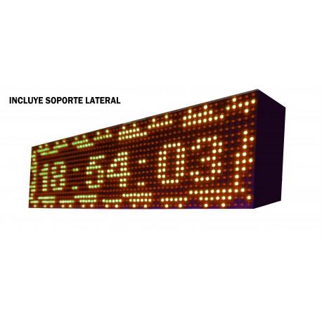 ROTULO LED PROGRAMABLE 96X16 CM 1 CARA